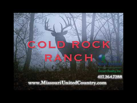 Hunting Ranch in the Ozarks For Sale