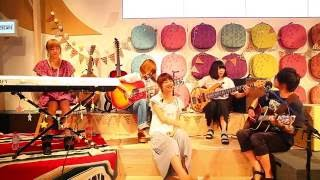手をたたけ / NICO Touches the Walls (Cover) Bocco. (Live) @ネスカフェ原宿