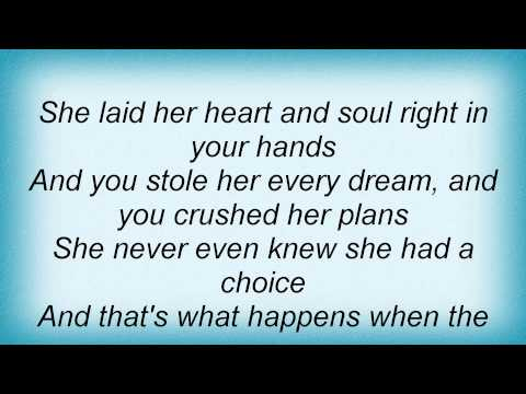 Keith Urban - Stupid Boy Lyrics