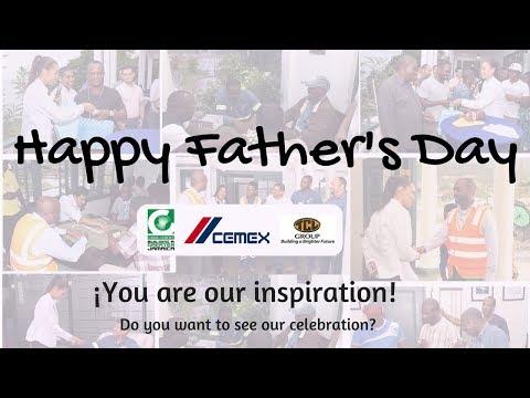 FATHER'S DAY  - CARIB CEMENT / CEMEX