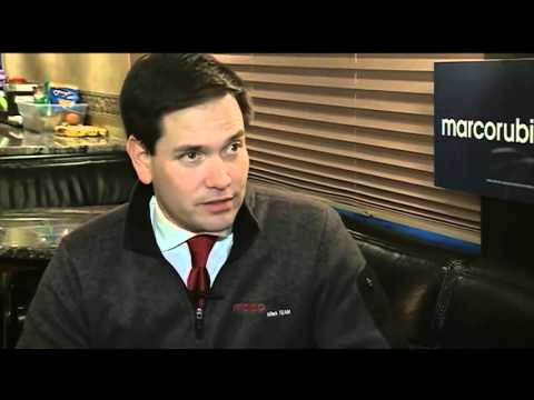 One-on-One Interview with Senator Marco Rubio