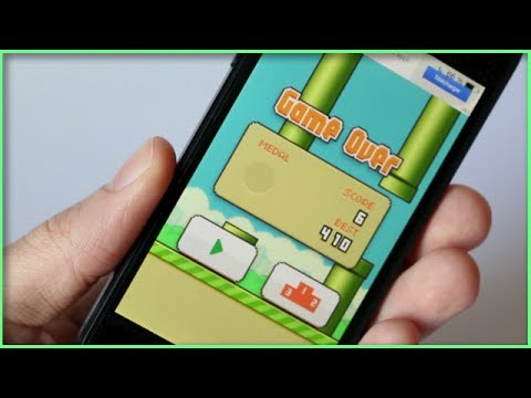 Comment tricher sur le jeu Flappy Bird