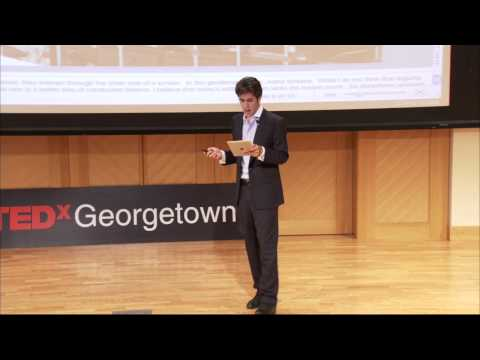 Curbside Power: Caspian Tavallali at TEDxGeorgetown