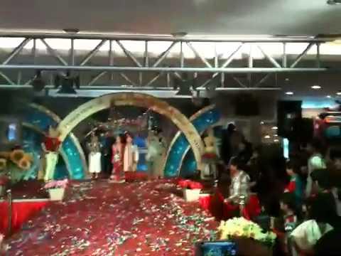Fashion show by IIS kuwait wonder kids