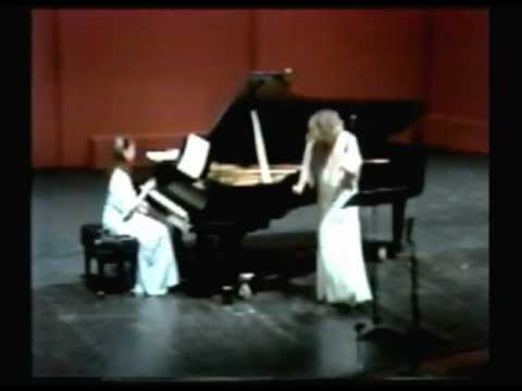 "Paula Robison and Ruth Laredo - ""Vocalise"" by Rachmaninov"