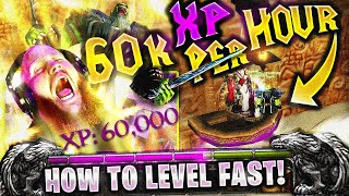 HOW TO GET 60K+ XP PER HOUR IN ZF?! (Classic WoW)