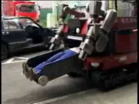 Human Body Shredding Machine In Japan YouTube - This giant shredding machine can destroy cars like its nothing