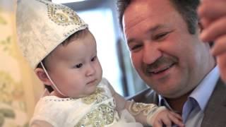Свадебное видео в Алматы. Годик Айлин. 8 ноября