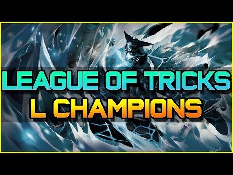 LEAGUE OF TRICKS (L Champions) – Episode 9 | League of Legends
