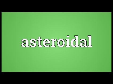 Header of asteroidal