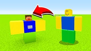 Comment frayer ROBLOX dans Minecaft Pocket Edition/MCPE