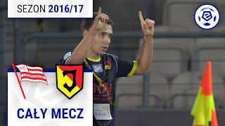 Cracovia - Jagiellonia Białystok [2. połowa] sezon 2016/17 kolejka 14