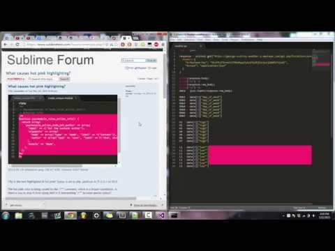 Code Productions #1 - Python Weather Application - Using API