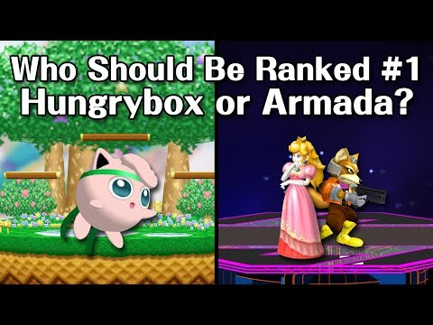 Who Should Be Ranked #1: Hungrybox or Armada?