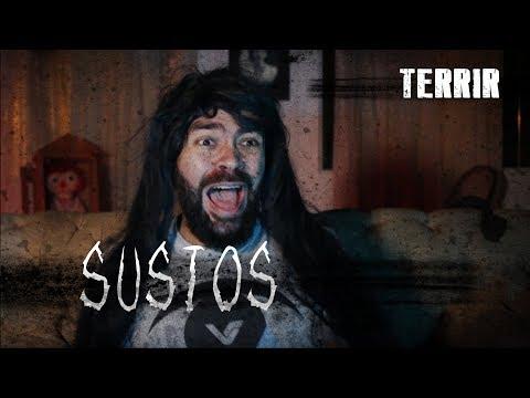TIPOS DE SUSTO QUANDO ASSISTIMOS FILMES DE TERROR - Lenda Urbana