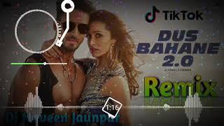 Dus Bahane Karke Le Gaye Dil Dj Remix 💞 Baaghi 3 Dj Song 💥 Tiger Shroff Dj 💞 Dj Nave