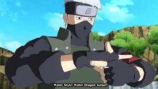 Boruto Kakashi vs Naruto & Sakura Boss Battle - Naruto Shippuden Ultimate Ninja Storm 2 Legacy