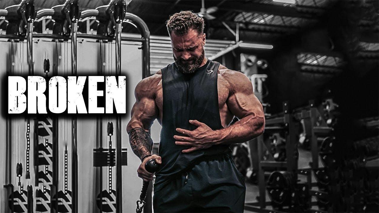 CHRIS BUMSTEAD WHEN YOU FEEL BROKEN 🔥 Gym Motivation