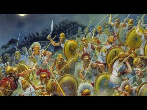 Brief history of the Peloponnesian War