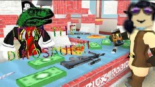 FYM the dinosaur!!! / ROBLOX tycoon