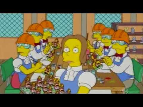 I baffi di Ned Flanders