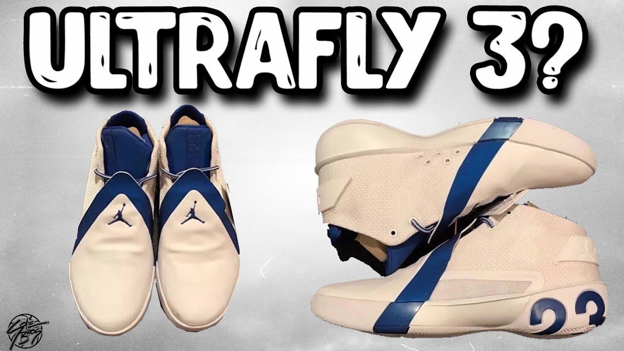 538e87a750a3 Jordan Ultra.fly 3 Leak ! - YouTube