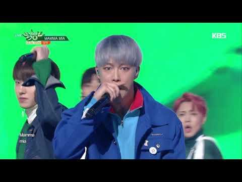 뮤직뱅크 Music Bank - MAMMA MIA - SF9.20180309