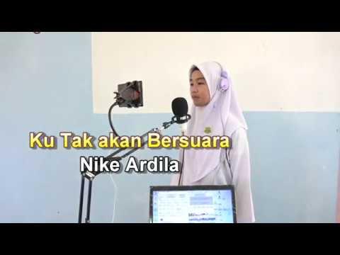 Ku Tak Akan Bersuara- Nike Ardila I Haridah Cover