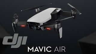 DJI Mavic Air 4KM FPV w/ 3-Axis Gimbal 4K Camera 32MP Sphere Panoramas RC Foldable Drone Quadcopter