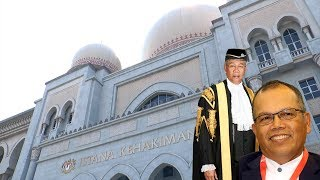 Federal Court dismisses application to rule on previous appointment of top judges thumbnail