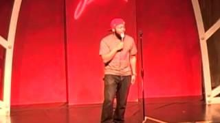 Comedian FunnyMaine Live In Birmingham, AL (Clean)