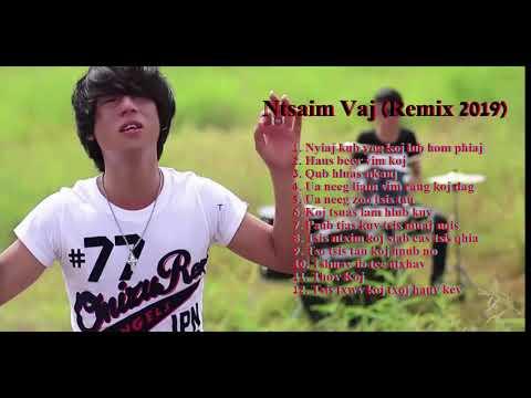Ntsaim Vaj (Remix) || Hmong Remix 2019 (Music DeevSiab) thumbnail