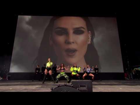 Little Mix - Power (BBC Radio 1's Big Weekend 2017)