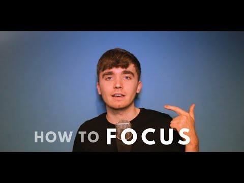 How to Build Attention and Train Focus