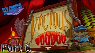 Sly Cooper And The Thievius Raccoonus - Part 6: Vicious Voodoo