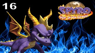 Spyro: Year of the Dragon 117% Walkthrough HD - Part 16: Bamboo Terrace 1/2