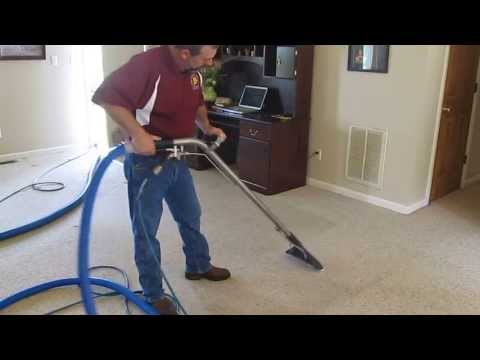 Carpet Cleaning Done Properly