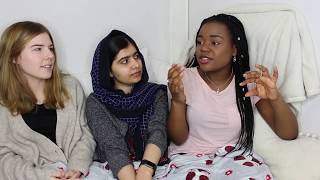 Uni Talks with Malala and Kia|  Miss Varz