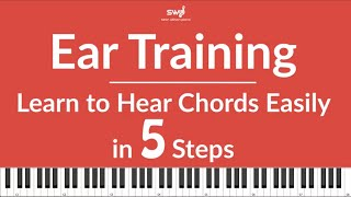 Ear Training: Learn to Hear Chords Easily in 5 Steps | Why Every Gospel Musician Needs to Transcribe