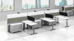 Adjustable Height Desks - Feel Better Work Better