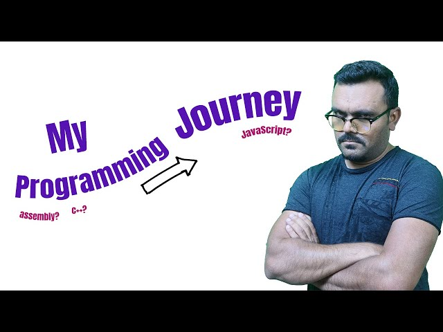 My Programming Journey
