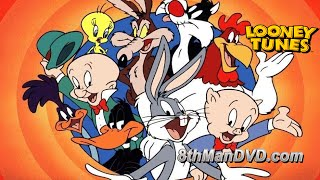 LOONEY TUNES: The Bugs Bunny Show TV Commercials [Cartoons for Children HD 1080p]