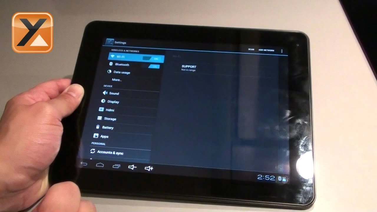 How to connect your yarvik tablet to a wi fi network youtube how to connect your yarvik tablet to a wi fi network keyboard keysfo Image collections