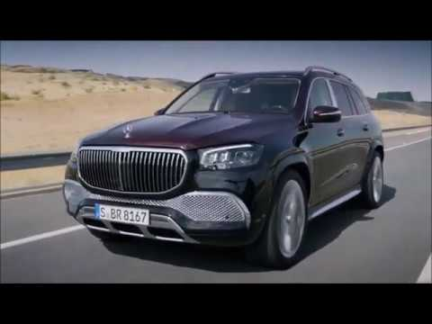 """2020 Mercedes-Maybach GLS 600 4Matic """"Pure Luxuries"""" Music Video"""