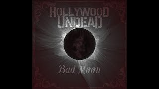 Hollywood Undead - Bad Moon (guitar cover - rockmix by KASTR) thumbnail
