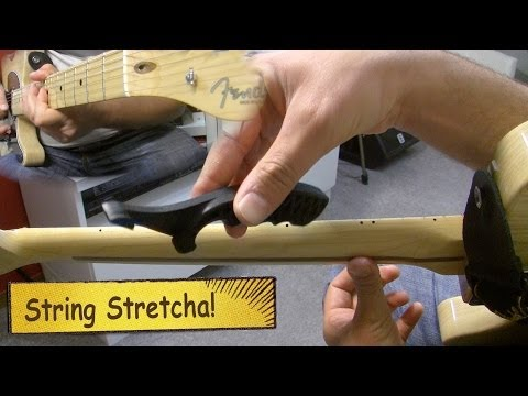 String Stretcha Review
