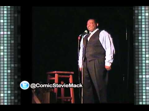 Stand Up Comedy - Stevie Mack (teaser reel)