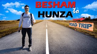 Traveling to Hunza Valley | A Journey Through Mountains of Pakistan