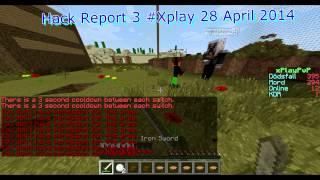 Hack Report 3 #Xplay 28 April 2014