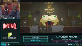 Battleblock Theater by GameguySD in 1:18:57 AGDQ 2018